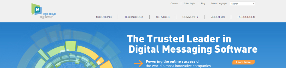 (Thumbnail Image for Message Systems Named a Top Trusted Website in OTA's 2013 Online Trust Honor Roll)