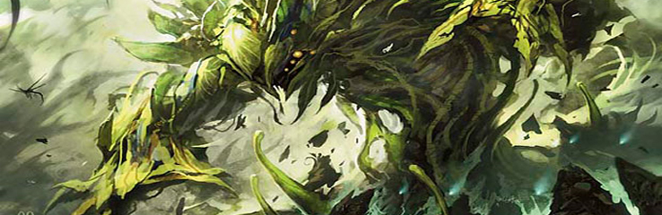 (Thumbnail Image for MtG: Standard: Red/Green Vengeance)