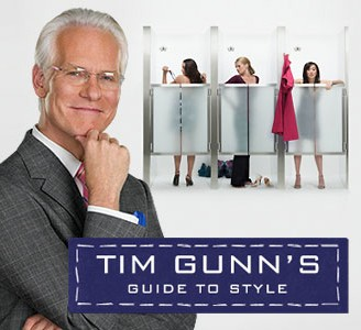 Manly fashion designer, Tim Gunn