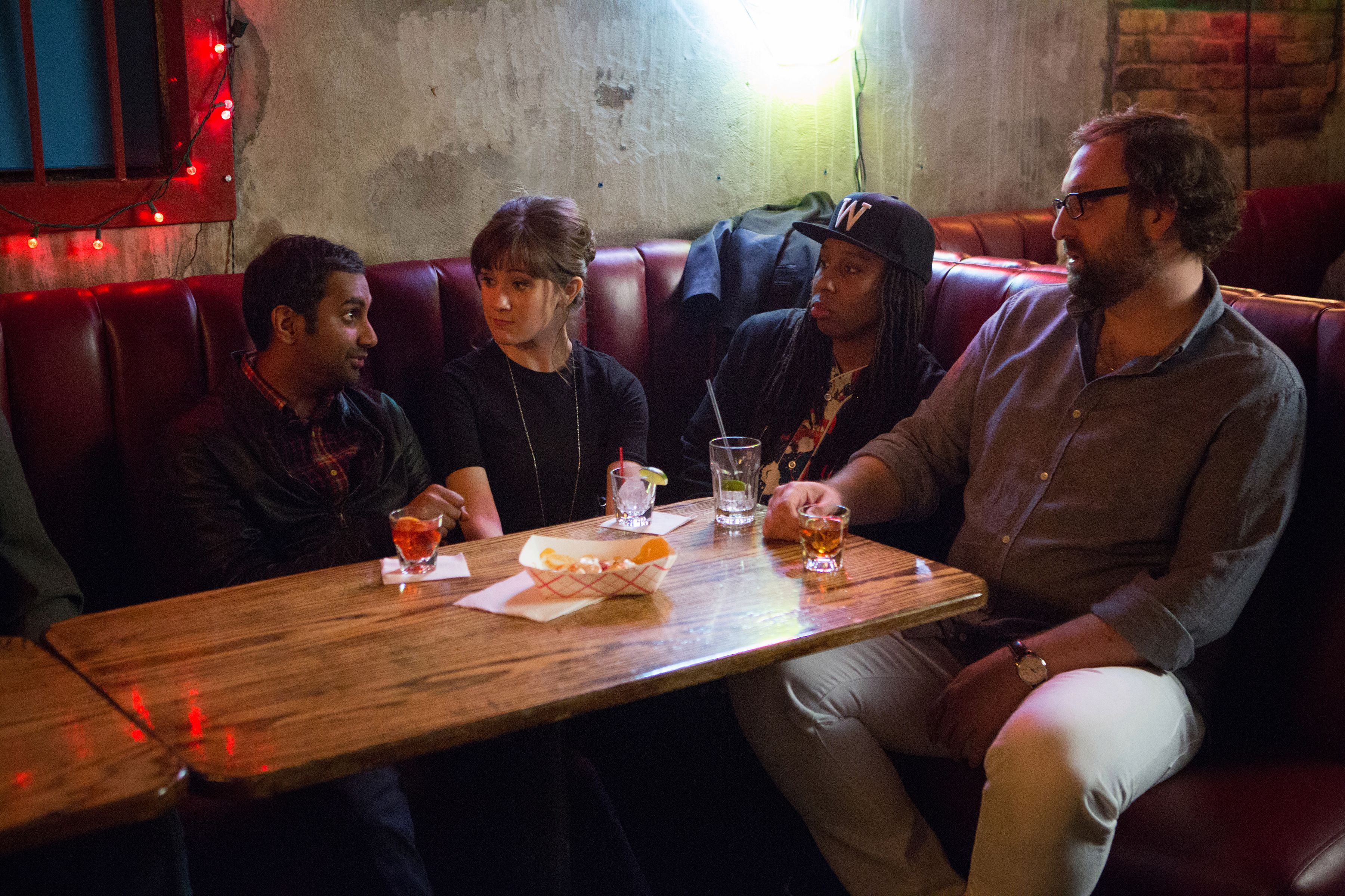 Master of None characters