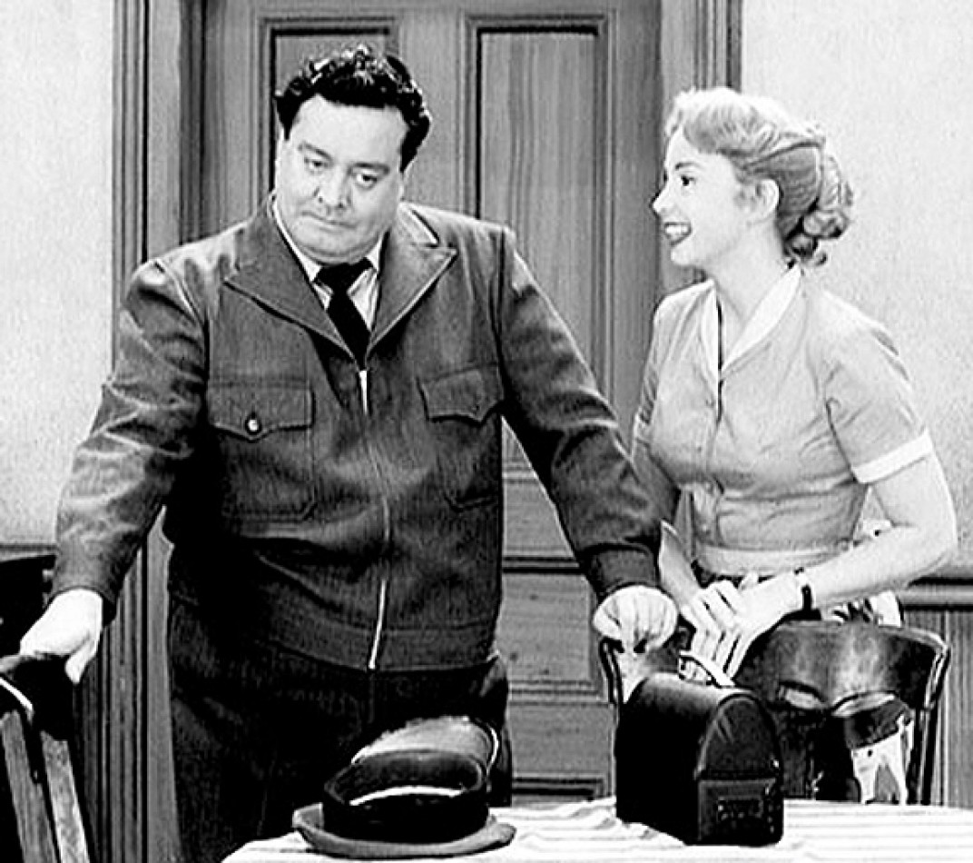 The Honeymooners - Ralph and Alice