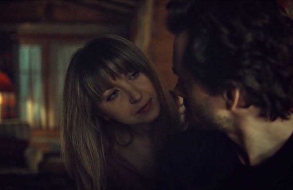 Hannibal: Molly and Will Graham
