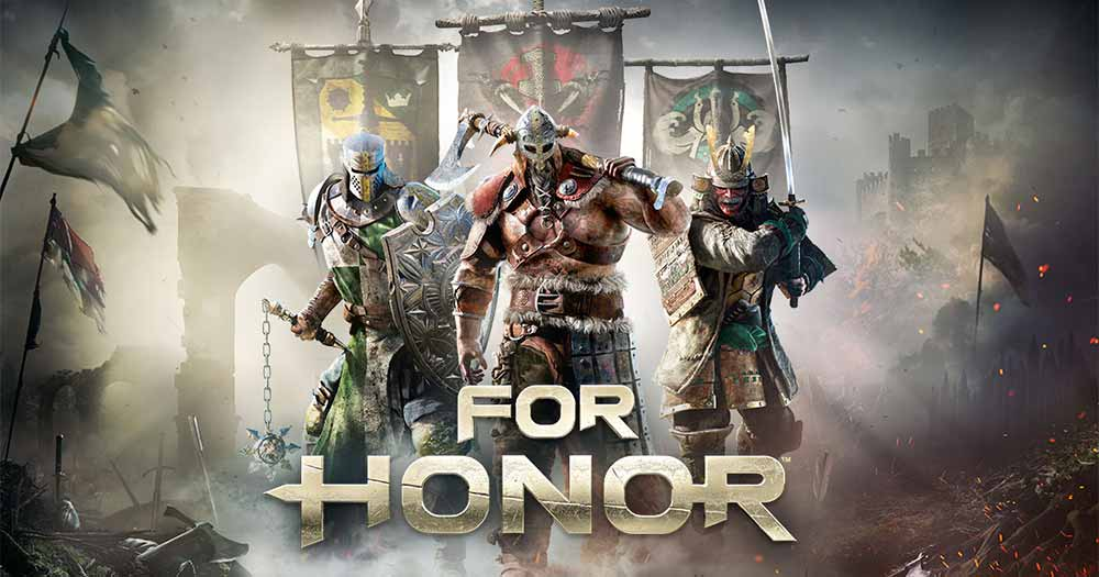 For Honor marketing art
