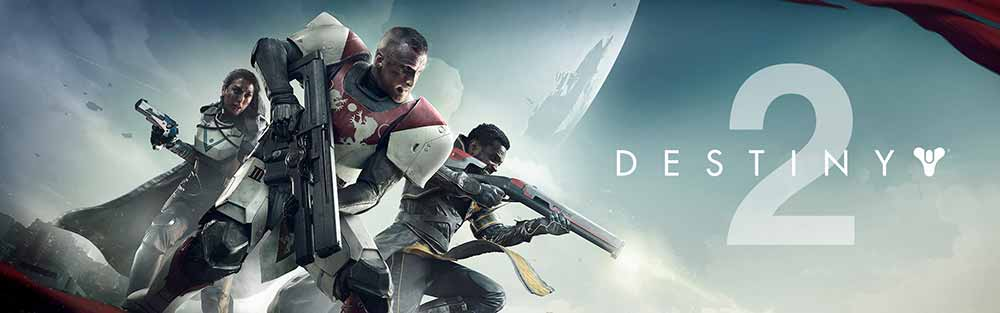 Destiny 2 marketing art