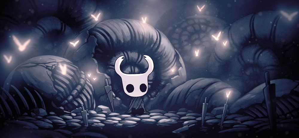 [art] Hollow Knight - The Best Games of 2017