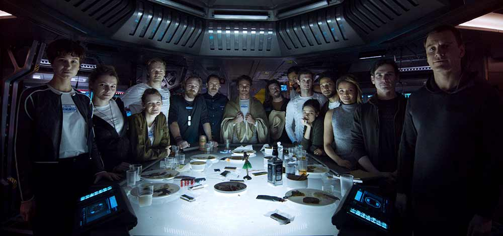 Best Movies of 2017: Alien: Covenant (Cast)