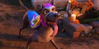Dante, the dog from Coco