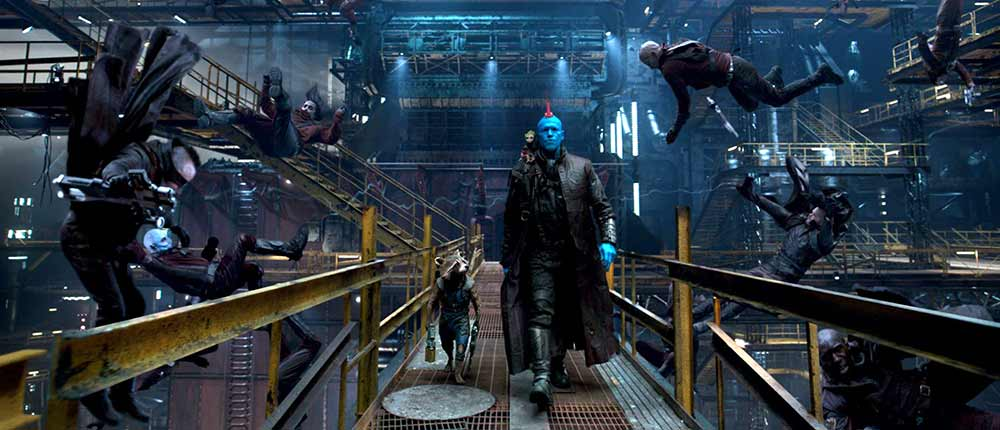 Best Movies of 2017: Guardians of the Galaxy Vol. 2 (Yondu and Rocket Raccoon)