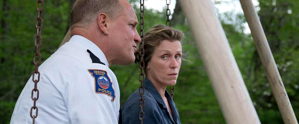 Best Movies of 2017: Three Billboards Outside Ebbing Missouri